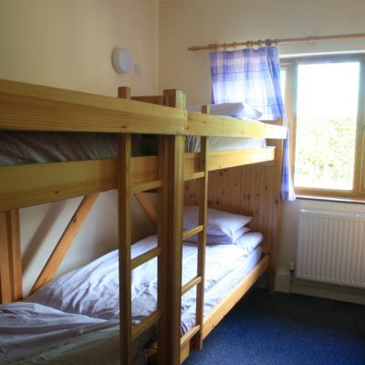 Firs bunk room